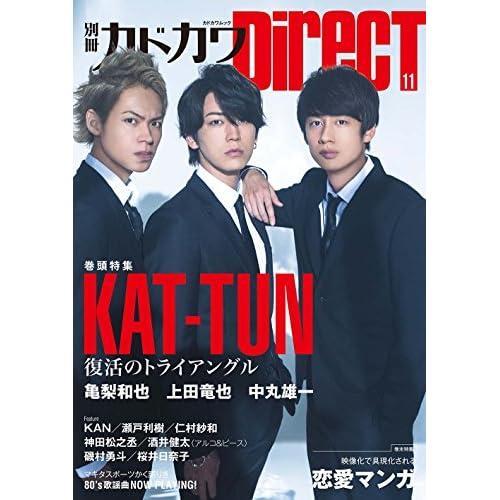 別冊カドカワDirecT 11 (カドカワムック)