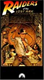 Indiana Jones: Raiders of the Lost Ark [VHS] [Import]