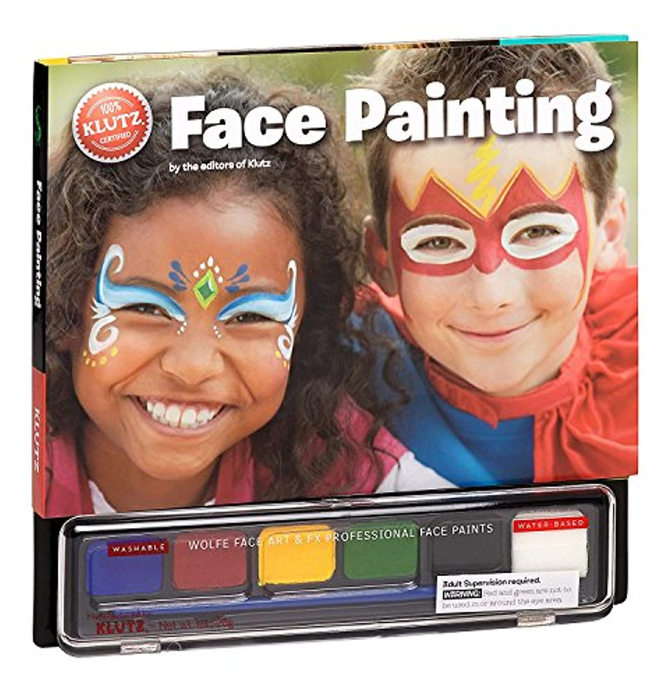 Klutz Face Painting Craft Kit [並行輸入品]