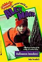 HALLOWEEN INVADERS THE SECRET WORLD OF ALEX MACK 20