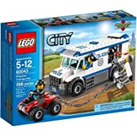 LEGO City Prisoner Transporter Set # 60043