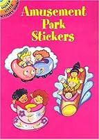 Amusement Park Stickers (Dover Little Activity Books Stickers)