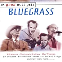 Bluegrass-As Good As It Gets