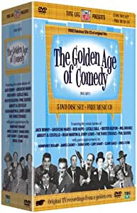 The Golden Age of Comedy [Import anglais]
