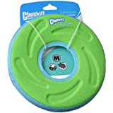 Chuckit! Zipflight Dog Frisbee Toy, Medium 21cm