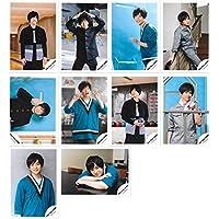 Hey!Say!JUMP シングル 「COSMIC☆HUMAN」 MV&ジャケ写撮影オフショット 公式写真 知念侑李 個人 10枚セット