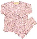 【アウトレット】介護 パジャマ 通年用 全開フルオープンタイプ 入院着 婦人 レディース 綿100% (カラーおまかせM)