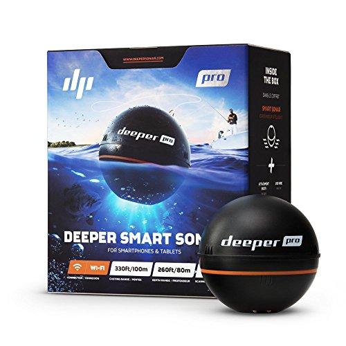 DeeperスマートSonar Proシリーズ