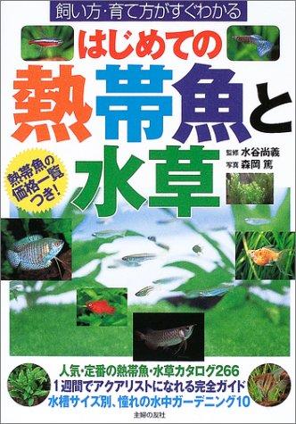 はじめての熱帯魚と水草