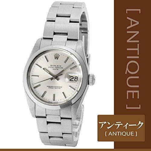 [ロレックス] ROLEX 腕時計 オイスターパーペチュアル デイト 1500 51番台 (1977年頃) SS シルバー [中古品] [並行輸入品]