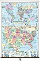 US /世界重ね壁マップonローラー
