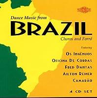 Dance Music from Brazil-Choros