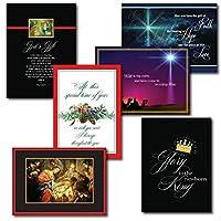 Christianクリスマスグリーティングカード詰め合わせ