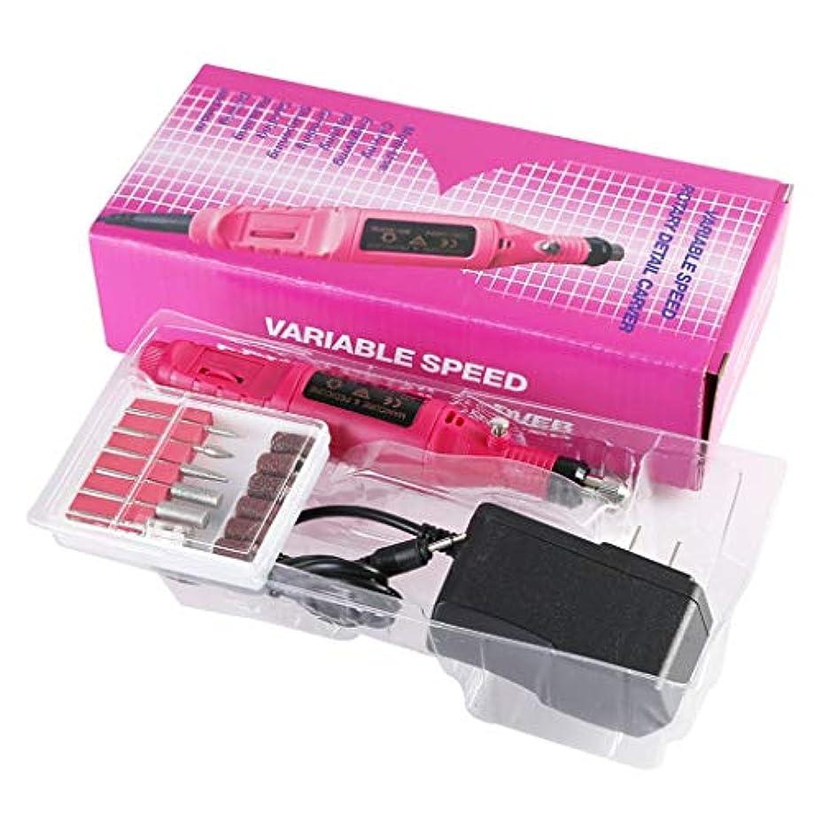 ゲルのアクリルの剥離のために使用される筆記試験の電気粉砕機の釘グラインダーの電圧 110v-220v