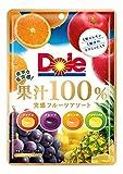 不二家 ドールキャンディ(実感フルーツアソート)袋 70g(コソウシコミ)