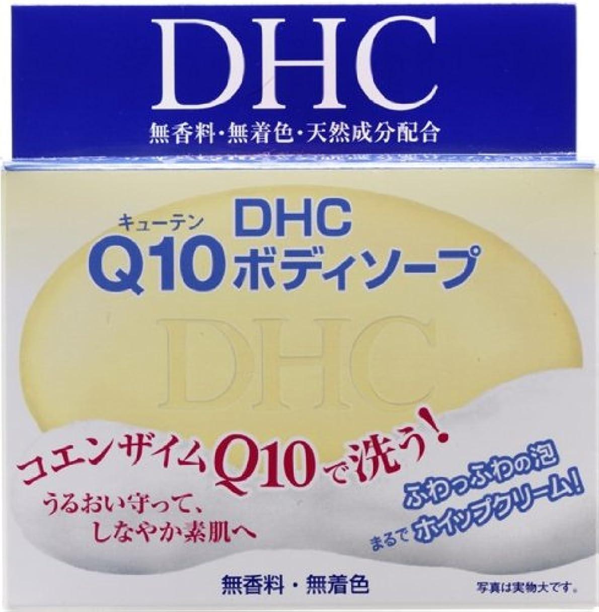 すり減る統治可能チキンDHC Q10ボディソープ 120G
