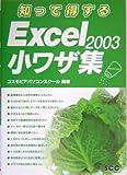 知って得するExcel2003小ワザ集 (SCC books)