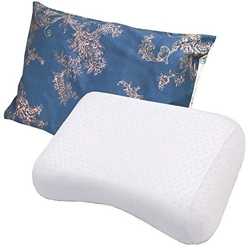 ラテシア ロイヤル 高反発枕 ラテックス枕 肩こり防止枕 枕カバー付き RW-2 LATEXIA ROYAL