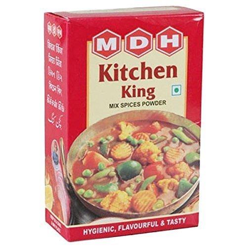 MDH キッチンキング 100g 10箱 Kitchen King 業務用 スパイス ハーブ 香辛料 調味料 ミックススパイス
