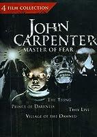 JOHN CARPENTER MASTER OF FEAR COLLECTION