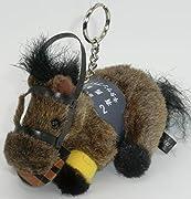 AVANTI 5Sキーホルダー キタサンブラック 第62回有馬記念 全長約11cm 高さ約9cm 横巾約7cm
