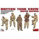 1/35 イギリス戦車兵(防寒服) フィギュアセット 5体入り