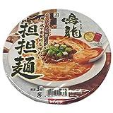 【販路限定品】日清食品 鳴龍 担担麺 149g×12個