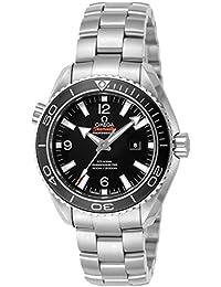 [オメガ]OMEGA 腕時計 シーマスタープラネットオーシャン ブラック文字盤 コーアクシャル自動巻き 232.30.38.20.01.001 【並行輸入品】