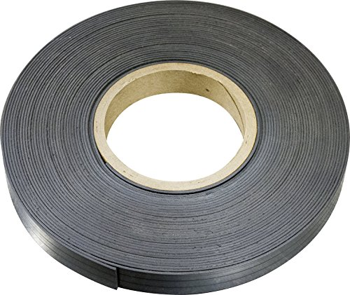 MAG-MATE MRN030X0100X050 Flexible Magnet Material Without Adhesive, 0.030 x 1 x 50'