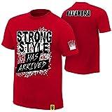 中邑真輔【Strong Style Has Arrived】Tシャツ (XL)