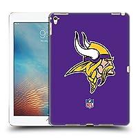 オフィシャル NFL プレーン ミネソタ・バイキングス ロゴ iPad Pro 9.7 (2016) 専用ハードバックケース