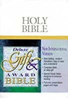 Holy Bible, King James Version: Deluxe Gift & Award Cadet Blue