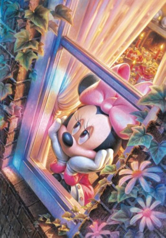 1000ピース ディズニー 窓辺のミニー(51cmx73.5cm)
