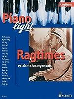 Ragtimes: 19 Light Arrangements