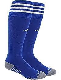 アディダス アンダーウェア 靴下 adidas Copa Zone Cushion III Soccer Sock CobaltWhit [並行輸入品]