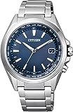 [シチズン]CITIZEN 腕時計 ATTESA アテッサ ダイレクトフライト 針表示式  ワールドタイム Eco-Drive エコ・ドライブ電波  CB1070-56L メンズ