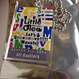 Little Glee Monster アリーナツアーグッズ ガオラーズペンダント let's grooooove monster リトグリ