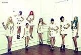 T-ARA(ティアラ) Day By Day 6th Mini Album (韓国盤)(韓メディアSHOP購入特典ポストカード&ステッカー付き)