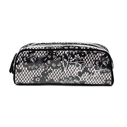 (ヴィクトリアシークレット)VICTORIA'S SECRET 小さめ コスメポーチ レース柄 Small Bag Cabaret Lace [並行輸入品]