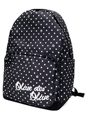 OLIVE des OLIVE(オリーブ デ オリーブ)ロゼット デイパック M (29cm リュッ...
