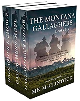 Montana Gallagher Series Boxed Set Books 1-3: Montana Gallagher Series by [McClintock, MK]