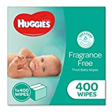 Huggies Fragrance Free baby wipes have Triple Clean Technology to provide the ultimate combination of thickness, softness and absorbency for cleaner, healthier skin. They safely and gently protect against nappy rash by providing a complete cl...