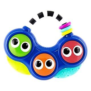 サッシー(Sassy) ド・レ・ミ・テイクアロング・トイ 赤ちゃんおもちゃ(3ヶ月から対象) 知育玩具 光る 音が出る TYSA80646