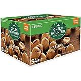 グリーンマウンテンコーヒーヘーゼルナッツKeurig single-serve k-cupポッド、ライトローストコーヒー、54 Coun