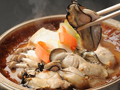広島県産 特大剥き牡蠣 (業務用 冷凍カキ 2L) 2kg