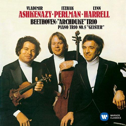 ベートーヴェン:ピアノ三重奏曲第7番「大公」、第5番「幽霊」(クラシック・マスターズ)
