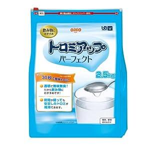 日清オイリオ トロミアップ パーフェクト 2.5kg