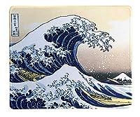 北斎の日本大波 マウスパッド 向けゲーミング マウスマットッドカスタム