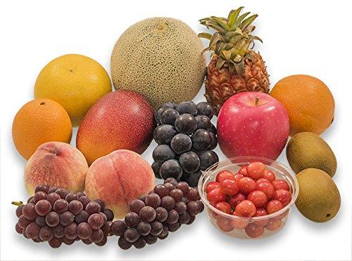 フルーツなかやま おまかせ4000円セット【旬な果物3点から6点】