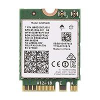 Okuguy ミニWIFIワイヤレスNGFF / M2カードのBluetooth 4.2 + 2.4G / 5GデュアルバンドPC /ノートPC用